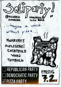 Flyer Pizza Party 7.2.2014