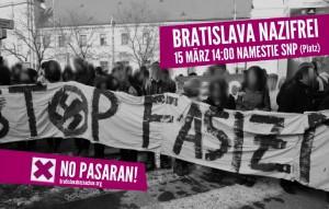 Plakat Bratsislava 15.3.